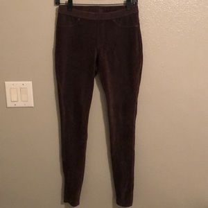 Corduroy Brown Hue Leggings
